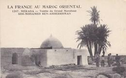 Maroc - La France Au Maroc Oriental - Merada - Tombe Du Grand Marabout - Sidi-Mohamed Ben-Abderrhman - Marruecos