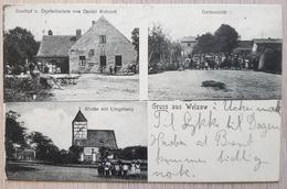 Gruss Aus Welzow 1908 - Germany