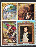 BIG - GRENADA 1971  , Yvert  N. 394/397  ***  MNH (2380A)  NAPOLEONE - Grenada (...-1974)