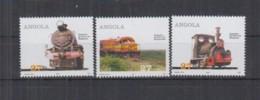W269. Angola - MNH - Transport - Trains - Eisenbahnen