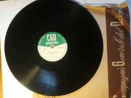 CGD Dancing   -  1954   Nr. PV 2176.   Totò Ruta - 78 G - Dischi Per Fonografi