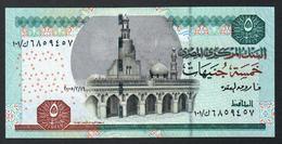Egypt 5 Pound 2005 UNC - Aegypten