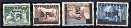 Serie Nº 539/42  Austria - 1945-.... 2ª República