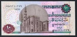 Egypt 10 Pound 2004 UNC - Aegypten