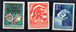 Serie Nº 788/90  Austria - 1945-.... 2ª República