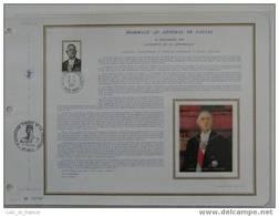 Feuillet OPP De Gaulle Colombey N° 39 - De Gaulle (Général)
