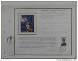 Feuillet OPP De Gaulle Colombey N° 36 - De Gaulle (Général)
