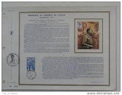 Feuillet OPP De Gaulle Colombey N° 37 - De Gaulle (Général)