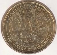 MONNAIE DE PARIS70 LUXEUIL Bien-être Et Patrimoine - 2014 - Monnaie De Paris