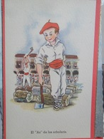 Aizkolari Illustrateur Vintage - Autres