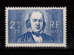 Papier Carton YV 464a Chomeurs Intellectuels N** Cote 15 Euros - Frankreich