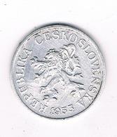 3 HALLER  1953  TSJECHOSLOWAKIJE /5098/ - Tchécoslovaquie