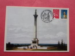 Timbre Personnalisé MTM  Bicentenaire Colonne De La Grande Armée Napoléon - Napoleone