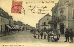70 - LURE- LA GRANDE RUE / A 474 - Lure