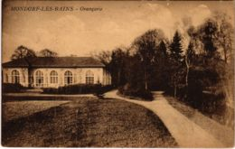 CPA AK Mondorf-Les-Bains Orangerie LUXEMBURG (803462) - Bad Mondorf