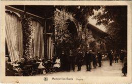 CPA AK Mondorf Les Bains Pergola LUXEMBURG (803505) - Bad Mondorf