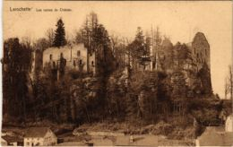 CPA AK La Rochette Les Ruines Du Chateau LUXEMBURG (803571) - Larochette