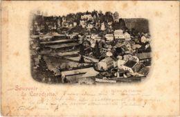 CPA AK La Rochette Ruines Du Chateau LUXEMBURG (803573) - Larochette