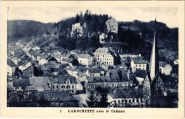 CPA AK La Rochette Avec Le Chateau LUXEMBURG (803577) - Larochette