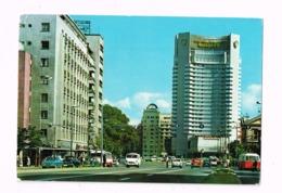 Bucarest.Hôtel Intercontinental.Expédié à Ferrières (Belgique) - Roumanie