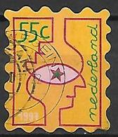 PAYS - BAS    -   1997.   Y&T  N° 1608 Oblitéré. - 1980-... (Beatrix)