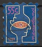 PAYS - BAS    -   1997.   Y&T  N° 1609 Oblitéré. - 1980-... (Beatrix)
