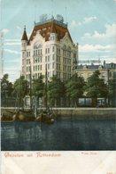 GROETEN UIT ROTTERDAM - WITTE HUIS. POSTAL POSTCARD CIRCA 1910 NO CIRCULADO NON CIRCULE - LILHU - Rotterdam