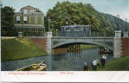 GRAVENHAGE-SCHEVENINGEN - WITTE BRUG. POSTAL POSTCARD CIRCA 1910 NO CIRCULADO NON CIRCULE - LILHU - Scheveningen