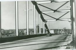 Arnhem; Rijnbrug (oude Auto's ) - Niet Gelopen. (Weenenk & Snel - Baarn) - Arnhem