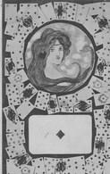 +++Dame, Carte As De Carreau.    Scan - Sager, Xavier