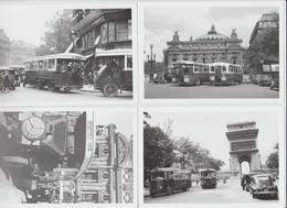 Cartes Bus 1900 - Trasporto Pubblico Stradale