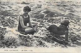 44)   LA BAULE   - Au Bain - La Baule-Escoublac