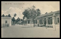 PORTO AMÉLIA - Villa Do Ibo - Rua De D.Maria Pia.( Ed. T. Schwidernoch) Carte Postale - Mozambique