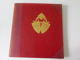 Grand Album Complet Bilingue Chromos Images  Chocolat Victoria Contes De Perrault Sprookjes Verhalen Chaperon Rouge .... - Cioccolato