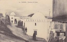 Maroc - Tanger - Tombeaux De Saints - Tanger