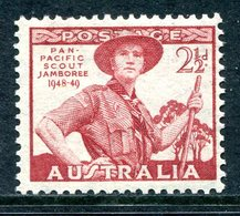 Australia 1948 Pan-Pacific Scout Jamboree MNH (SG 227) - Mint Stamps