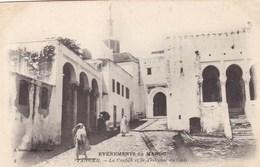 Maroc - Tanger - La Casbah Et Le Tribunal Du Cadi - Tanger