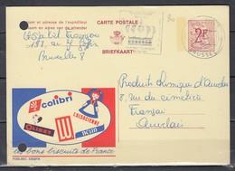 Publibel 2358FN Gestempeld Colibri - Stamped Stationery