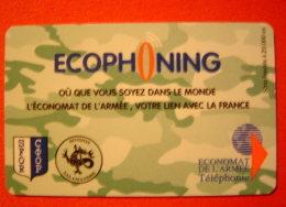 ECOPHONING VERTE / DIVISION SALAMANDRE - Armée