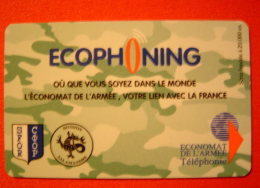ECOPHONING VERTE / DIVISION SALAMANDRE - Army