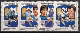 Mali - 1994 - N°Yv. 602 à 605 - Football World Cup 94 - Neuf Luxe ** / MNH / Postfrisch - Mali (1959-...)