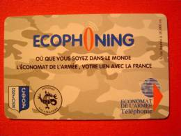 ECOPHONING GRISE / DIVISION SALAMANDRE - Armée