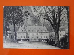 ET/205  SASSENAGE LE CHATEAU DU MARQUIS DE ROCHE BERENGER - Sassenage