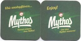 ##D234-135 Viltje Mythos - Beer Mats