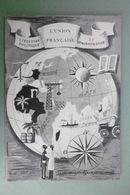 L'UNION FRANÇAISE Structure Politique Et Administrative - La Documentation Française Illustrée N°44 Août 1950 - Politique