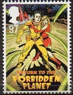 GREAT BRITAIN 2011 Musicals: 97p Return To The Forbidden Planet - 1952-.... (Elizabeth II)