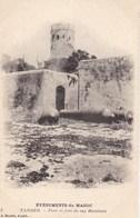 Maroc - Tanger - Tour Et Fort Du Cap Malabata - Tanger