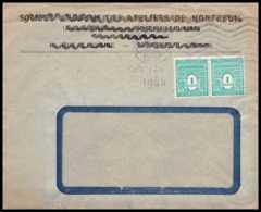 9526 Entete N°624 Arc De Triomphe Fontenay Sous Bois 1944 France Lettre Cover - Marcophilie (Lettres)