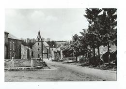 Porcheresse - Centre Du Village - Rue De Our Avec Arbres - Pas Circulé - Arduenna - Daverdisse
