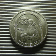 Portugal 500 Escudos Santo António Silver - Portugal